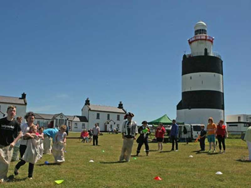Hook Lighthouse - Fun